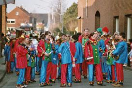 Musikverein Birgden, Karneval