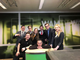 "Kurs ""Modi I"" am 23.02.2018 - Dortmund TV-Studio"