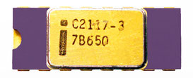 Intel C2117-3 Front View