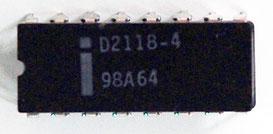 Intel D2118-4 Front View