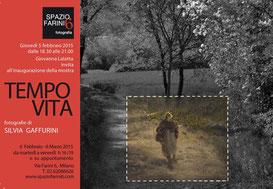 GALLERIA SPAZIOFARINI6 Milano 2015