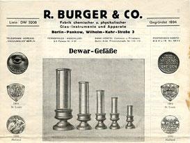 Briefkopf nach 1927