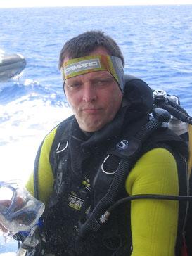 Herbert - SSI Dive Master