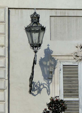 Elegant lamps in many places