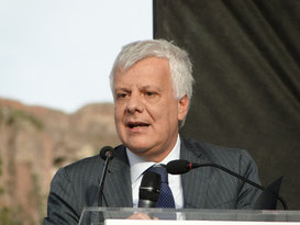 Italiens Umweltminister Gian Luca Galletti