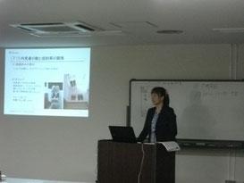 札幌白石SGの山岸講師