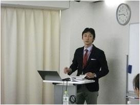 大川講師による講習の様子