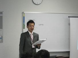 帯広SGの阿部講師