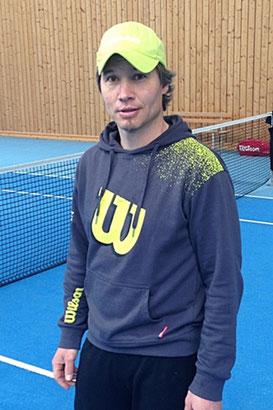Alexander Seitz, staatl. geprüfter Tennislehrer