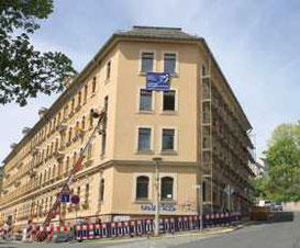 Hainstraße 4, vor der Sanierung