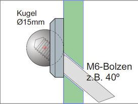 GK20-3 Kugelpfanne