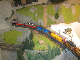 Güterzug-Kreuzung (0820)