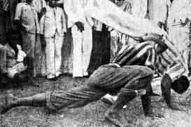 capoeiristes célèbres : Manduca da praia_ceca