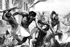 Résistance noire dans les quilombos_ceca