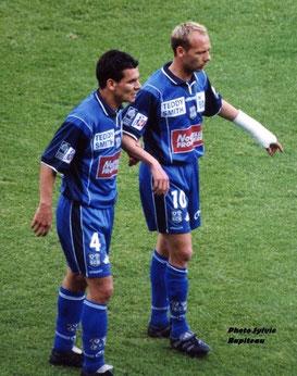 Démétrius FERREIRA et Yann LACHUER