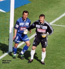 Christophe DEGUERVILLE et Eric DURAND
