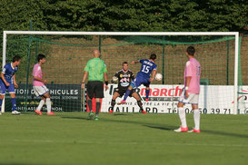 Palmieri score pour Bastia (Photo site off ETG)