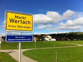 Bayerns beste Bauern 2011 Wertach, Unterkunft Gästehaus Nattererhof, Gästehaus Cielas