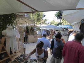 Hippy Markt auf Ibiza