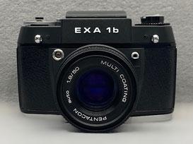 EXA 1b in schwarz