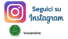 Pagina instagram Vulcanoline