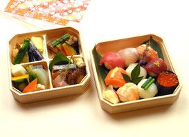 NO.4 手毬寿司懐石弁当 2,000円