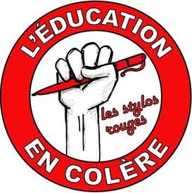 Logo Stylos Rouges