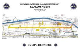 Streckenplan Ambri