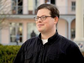 Seminarist Lukas Albert