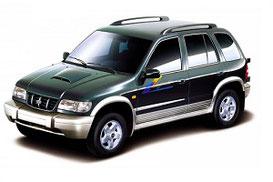 ricambi e accessori nuovi e usati kia sportage 1993 - 2002