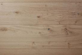 オーク300幅 単板もの キャラクター アンドウッド 無垢フローリング 新潟