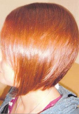 ショートカット 縮毛矯正 傷んだ髪補修 傷んだ髪修復 自然な仕上がりの縮毛矯正 ブローが出来る縮毛矯正 カラーと縮毛矯正同時施術可能