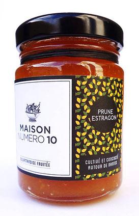 CONFITURE prune MAISON NUMERO 10