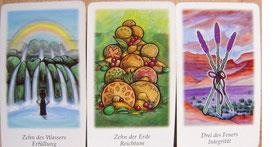 Tarot, Kartenlegen, Engel, spirituell, Lebensberatung, Wochenorakel