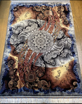 QUM  silk KASHIZADEH工房 ザロニムサイズ
