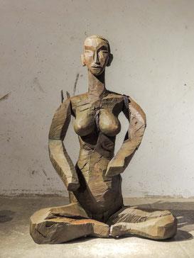 Fisigria I, Bronze, 2017, 180x129x100cm, 6 Ex.