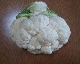 フラクタル的な野菜であるカリフラワー
