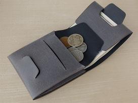 Lim Wallet Euro Kip / Storm Gray