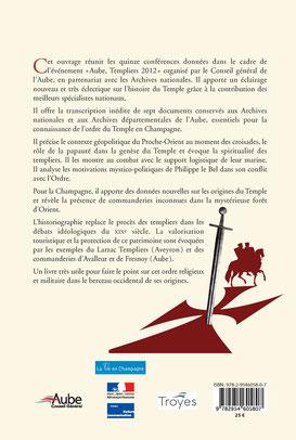 Les templiers dans l'Aube. Temple de Paris