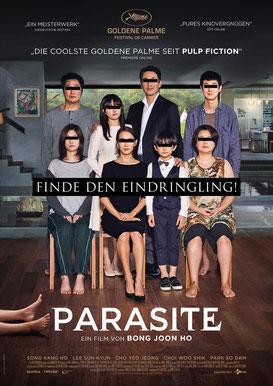 Parasite Hauptplakat