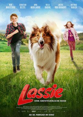 Lassie Plakat