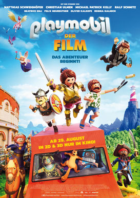 Playmobil - Der Film Hauptplakat