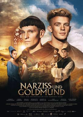 Narziss und Goldmund Plakat