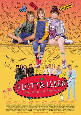 Mein Lotta-Leben Hauptplakat