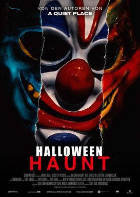 Halloween Haunt Hauptplakat