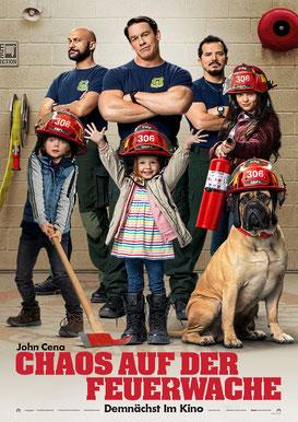 Chaos auf der Feuerwache Plakat