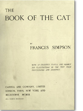 The Book of the Cat_1