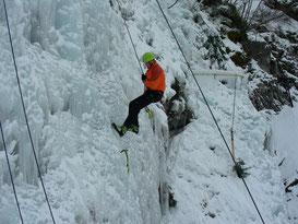 Klettergurt Eisklettern : Eisklettern am stockhorn mountain report