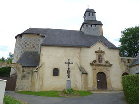 Church of Maspie (Vic-Bilh/Madiran)