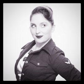 Stefanie Bruckner - Sängerin - The Airlettes